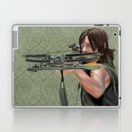 Daryl Dixon from The Walking Dead Laptop & iPad Skin