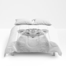 Baby Lion Comforters