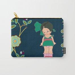 little miss zeesha Carry-All Pouch