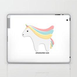 Cute kawaii Unicorn Laptop & iPad Skin