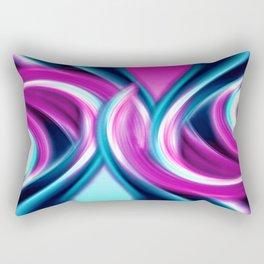 Abstrakt 6 Rectangular Pillow