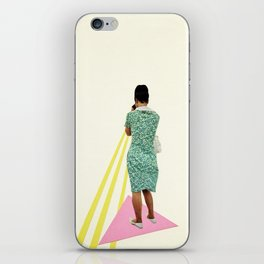 The Photographer iPhone Skin