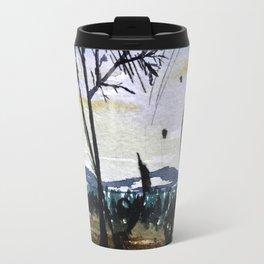 Nude landscape Travel Mug