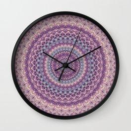 Mandala 436 Wall Clock