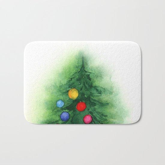 Have a Jolly Christmas Bath Mat
