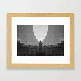 Reversal #3 Framed Art Print