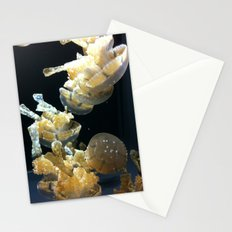Mushrooms Of The Sea Stationery Cards