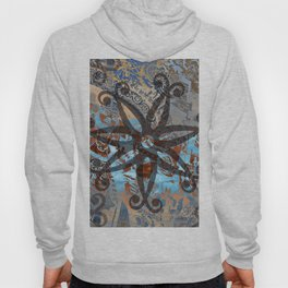 Ornaments Collage I Hoody