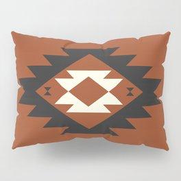 Kurt in Rust Pillow Sham