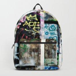 Grafitti Pier Backpack