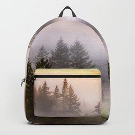 Misty Mount Tamalpais State Park Backpack
