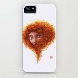 Merida iPhone Case