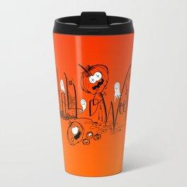 Happy and Terrific Halloween Travel Mug