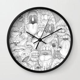 -1- Wall Clock