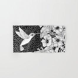 Hummingbird garden Hand & Bath Towel