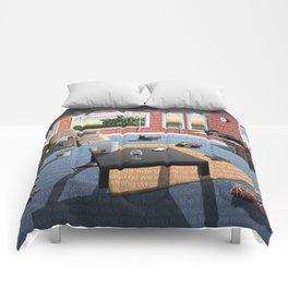 "Hippo Campus - ""Landmark"" Lyrics Comforters"