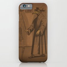 The Plague Doctor iPhone 6 Slim Case
