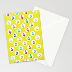 Yummy cherries Stationery Cards