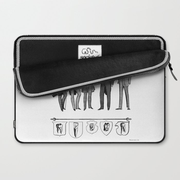 Honor to the ancient roots of our aristocracy. Laptop Sleeve