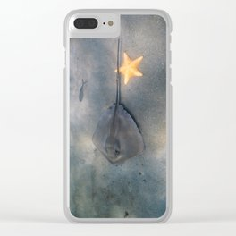 Southern Star Clear iPhone Case