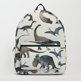 Dinosaurs Pattern Backpack