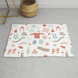 Hygge Cosy Things Rug