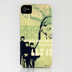 Let It Be iPhone (4, 4s) Slim Case