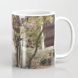forest building Coffee Mug