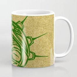 Grass Frog Sand Coffee Mug