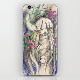 Mary I (Cocoon) iPhone Skin
