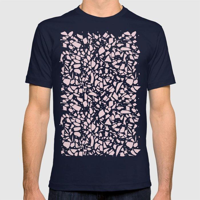Terrazzo Spot 2 Blush T-shirt