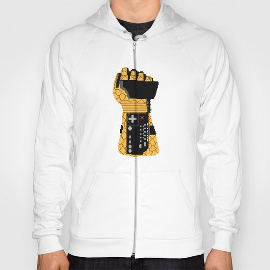 Power Glove Love: The Thing Hoody
