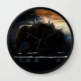 Zou Island Wall Clock