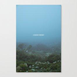 A Distant Memory Canvas Print