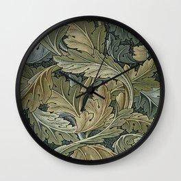 Art work of William Morris 3 Wall Clock