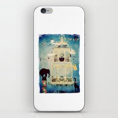 The Cage III - Call of the Wild iPhone & iPod Skin