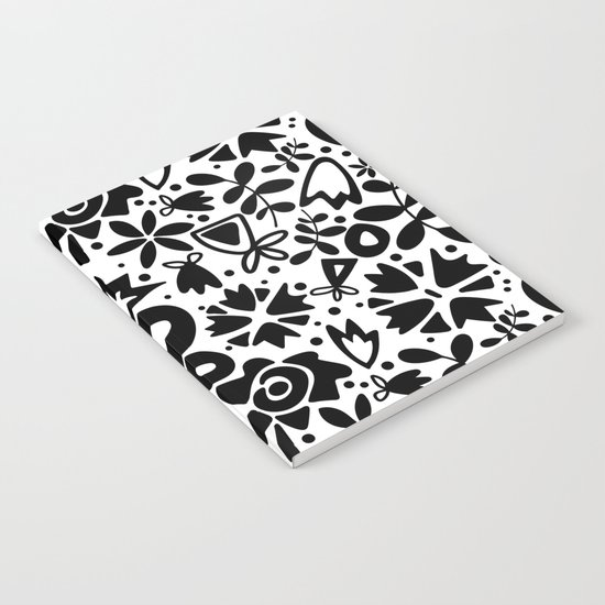 graphic garden Notebook