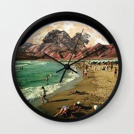 Uncharted Merriment Wall Clock
