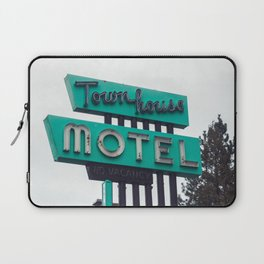 Townhouse Motel - Weed, CA Laptop Sleeve