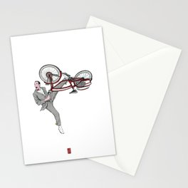 Pee Wee Herman #3 Stationery Cards