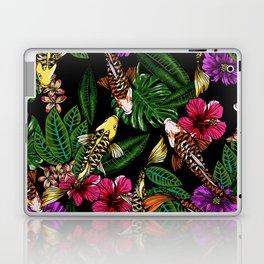 Tropical Koi Laptop & iPad Skin