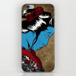 Hide & Hide iPhone Skin