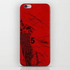 DECO I iPhone & iPod Skin
