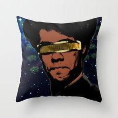 Moss Trek Throw Pillow