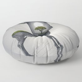Within Floor Pillow