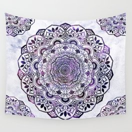 STARLIGHT MANDALA Wall Tapestry