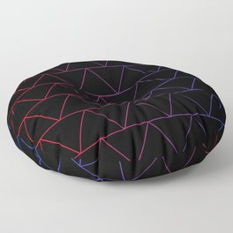 Triangle Floor Pillow