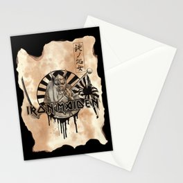 """""""IRON MAIDEN EXPEDITION"""" Stationery Cards"""