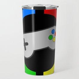 Video Gamer 4 Life Travel Mug