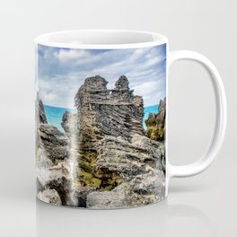 Tobacco Bay Beach, Bermuda Coffee Mug